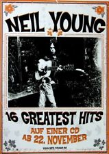 YOUNG, NEIL - 2004 - Promoplakat - Greatest Hits - Poster
