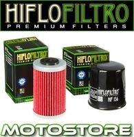 HIFLO 2 OIL FILTER SET FITS KTM 640 LC4 ALL YEARS