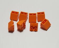 2271 Lego Platte 2x3 Orange 5 Stück