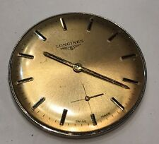 RARE MOUVEMENT MECANIQUE DE MONTRE LONGINES 490 @ 490 MOVEMENT LONGINES @ PROMO