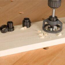 Forstner Drill Bit Depth Stop Collar Kit max 2 1/8 dia., 3/8, 7/16 & 9/16 shank