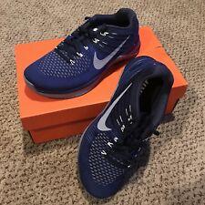 Nike Metcon DSX Flyknit Mens Training Shoe Dark Royal Blue 852930-403 Size 7.5