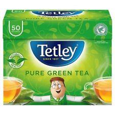2x Tetley Pure Green Tea Bags (50)