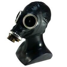 Russian Military Gas Mask Black Gp-5 Genuine surplus respiratory Small New