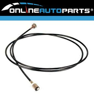 Speedo Cable suits Toyota Hilux RZN147 1997~2002 5sp Manual RWD 4cyl 1RZ-E 2.0L
