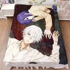 New Japanese Anime Tokyo ghouls  Ken Kaneki Bed Sheet Blanket #Ka33