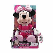 Disney Junior Bow Glow Minnie Mouse Plush