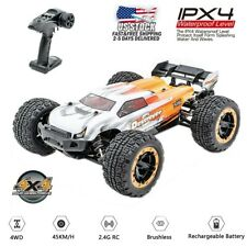 16890A Brushless Motor Rc Car Truck 45km/h 4Wd High-Speed Remote Control Co
