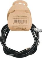 Jagwire Basics Brake Cable and Housing Assembly, Black