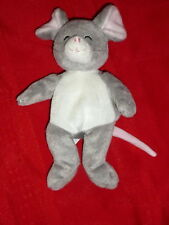 "SNIFFY 8"" Plush Bean Mouse MICE - MARY MEYER Yankee Candle Mascot 1998 G7"