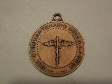 medaglia 50° anniv. della laurea ordine dei medici