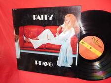 PATTY PRAVO Omonimo First LP 1968 ITALY Prima stampa EX