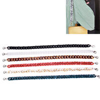 120cm Acrylic Detachable Replacement Chain Shoulder Bag Strap Handbag Accesso tb