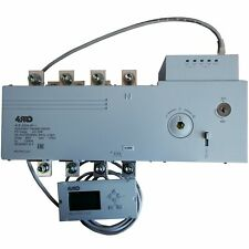 4PRO ATS-250A-4P-i Automatic Transfer Changeover Switch, 250A, 230/400V, 50Hz