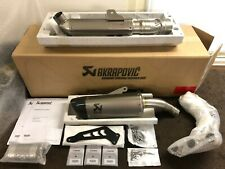 Akrapovic exhaust system Yamaha MT-09 MT09 SP 2021 Auspuffanlage Auspuff Anlage
