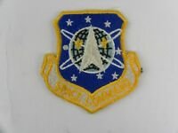 Vintage US Air Force Space Command Air Force Patch / Older Version