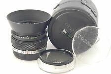 Olympus Fixed/Prime Focal Vintage Camera Lenses