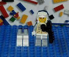LEGO Star Wars Hoth Rebel Trooper #2 Minifigure lot w/ Blaster Gun Backpack