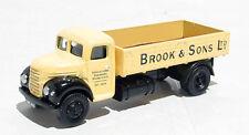 """NEW Pocketbond """"Classix"""" EM7602 Ford Thames ET6 """"Brook & Sons Ltd"""" 1:76"""