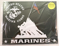 Marines Memorial United States Marine Corp Advertisement Metal Bar Sign Man Cave