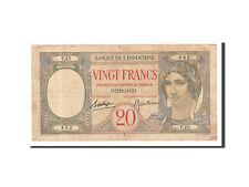 [#158418] Somalie Française, 20 Francs type Djibouti