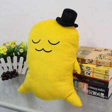 Code Geass( C.C. A Favorite Doll) Cosplay Hat Cheese Kun Plush Doll Stuffed Toy