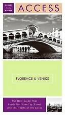 NEW Access Florence & Venice 8e (Access Guides) by Richard Saul Wurman