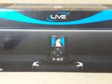 Studio Series iLive 2.1 Flat Panel Speaker System iPod Dock AM/FM Radio New!