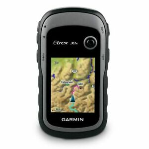 Garmin eTrex 30x Outdoor GPS With GLONASS, Compass and Altimeter , New , Sealed