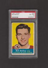 1957-58  TOPPS # 19 BOB BAILEY    PSA 6