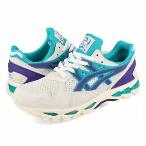 Asics Sportstyle Shoes GEL-KAYANO TRAINER 21 1201A067 White/Gentry Purple Japan