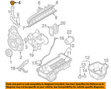 GM OEM-Engine Oil Filler Cap 97350955
