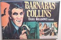 1960s MPC Barnabas Dark Shadows figure model box magnet new!