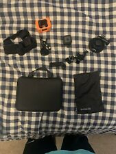Gopro Hero4 Session Action Camcorder - Black With Accessories