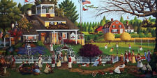 "CHARLES WYSOCKI  ""Love""  23"" X 16.5""  SIGNED and Numbered Print"
