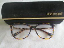 Roberto Cavalli brown glasses frames. Empoli. With case