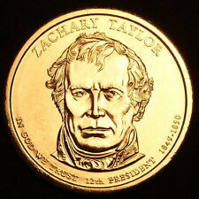 2009 D Zachary Taylor - Pos A - Business Strike from US Mint Roll