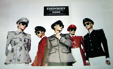 SHINee - Everybody (5th Mini Album) OFFICIAL POSTER [GROUP Version]