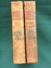 Concept of Faith by Josephus Chevassu orig 1768 Dutch Books