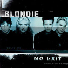 BLONDIE - NO EXIT 1997 Rock cd 14 songs