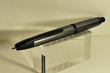 Pilot Namiki Capless vanishing point Gun Metal Gray fountain pen stilografica