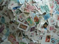 2000 U.S Unchecked Postage Stamps. on and off paper//////////