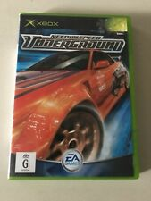 Need For Speed Underground Xbox Original
