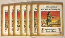 Legend of Indian Paintbrush Book Retold Illustrated Tomie DePaola Guided Reading
