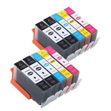 10 Pack HP 564XL 564 Ink Cartridge For Photosmart 6510 6520 7510 7520 Printer
