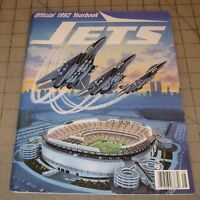 Official 1992 NEW YORK JETS YEARBOOK (Magazine) In Good+ Condition
