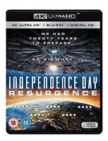 Independence Día - Resurgence 4K Muy HD Nuevo 4K UHD (6474906000)