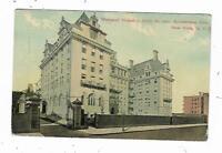 1913 Postcard Womens' Hospital New York NY