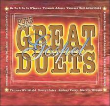 Various Artists: Great Gospel Duets: Pure Gospel  Audio Cassette