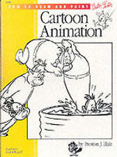 Cartooning: Animation 1 with Preston Blair 'Learn to animate cartoons step by st